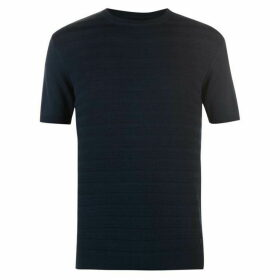 Firetrap Blackseal Knit T Shirt