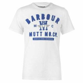Barbour International Barbour X Mutt Biking T Shirt