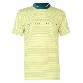 Marshall Artist Mock Neck T Shirt