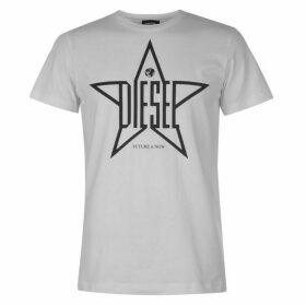 Diesel Jeans Star T Shirt