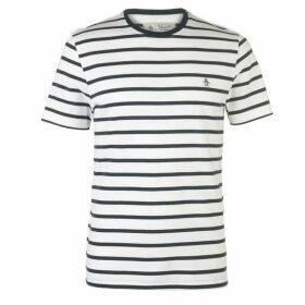 Original Penguin Breton Striped T Shirt