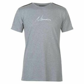 Nimes Script Tape T Shirt
