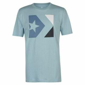 Converse Star Chevron T Shirt