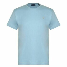 Gant Short Sleeve Brand T Shirt