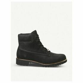 """Slim Premium 6"""" nubuck boots"""