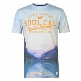 SoulCal Deluxe City T Shirt