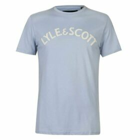 Lyle and Scott Logo T Shirt