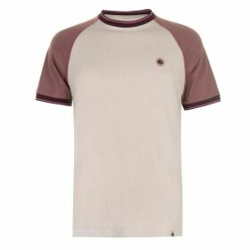 Pretty Green SMU Raglan T Shirt