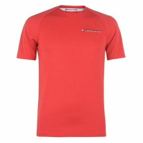 Tommy Sport Driver Logo T Shirt