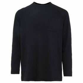 French Connection Plain Slub Tee