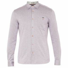 Ted Baker Timothy Ls Jersey Shirt