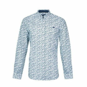 Raging Bull Big and Tall Floral Print Shirt
