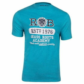 Raging Bull Big And Tall Rb Academy Tee