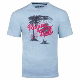 Raging Bull Big And Tall Beach Rugby Tee