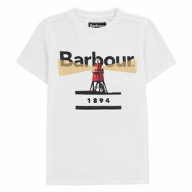 Barbour Lifestyle Lighthouse T Shirt