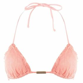 Vix Swimwear Vix Womens Peach Top