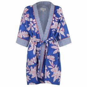 Bedhead Oh Beautiful Cotton Kimono Robe