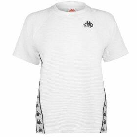Kappa Like No Other Balta T Shirt Women's