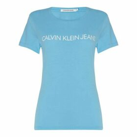 Calvin Klein Jeans Calvin Instituitional T Shirt