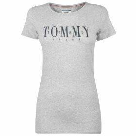 Tommy Jeans Tommy Casual Logo T Shirt Womens