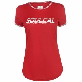 SoulCal Deluxe Tipping T Shirt