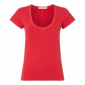 Rag and Bone R & B U Neck Tee Ld92