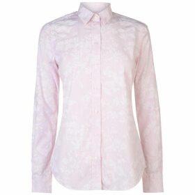 Gant Banker Print Shirt Womens