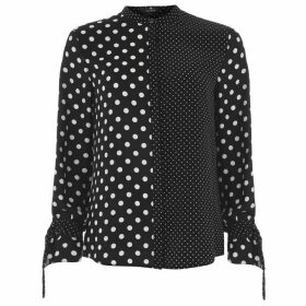 PS by Paul Smith Paul Mixed Spot Shirt Womens