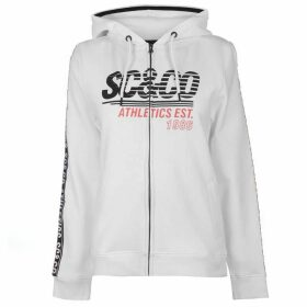 SoulCal Deluxe Zip Through Taped Hoody