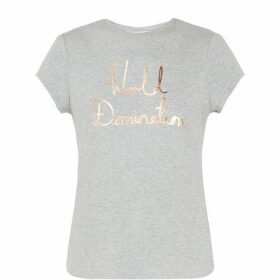 Ted Baker Janetia World Domination Fitted Tee