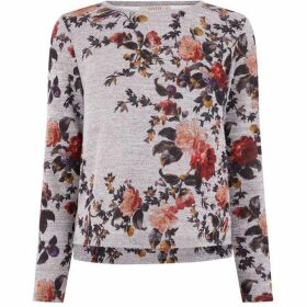 Oasis Autumn Garden Woven Mix Cosy Top