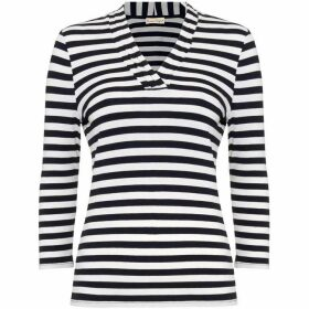 Phase Eight Corrine Stripe Top