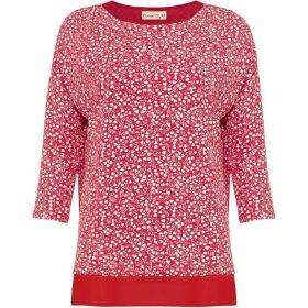 Phase Eight Hester Heart Print Top