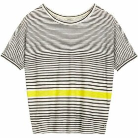 Sandwich Oversized Stripe Top