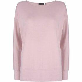 Mint Velvet Pink Modal Batwing Tee
