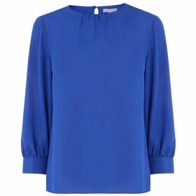 Warehouse Bubble Sleeve Top