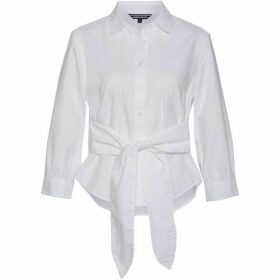 Tommy Hilfiger Pames Cropped Shirt
