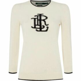 Lauren by Ralph Lauren Alcott cashmere sweater