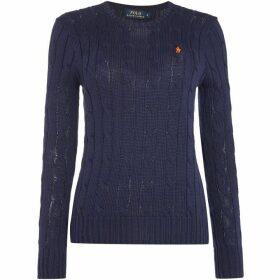 Polo Ralph Lauren Julianna long sleeve sweater