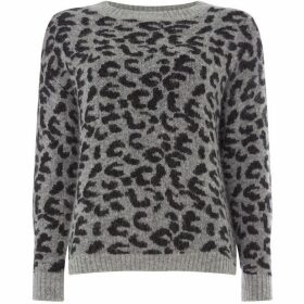 Marella Gino printed sweater