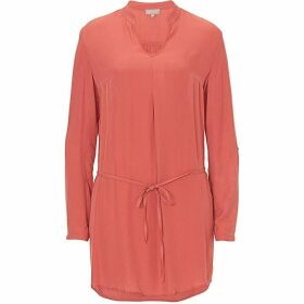 Betty Barclay Long Tunic Top With Tie Waist