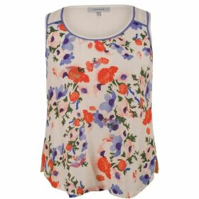 Chesca Floral Print Camisole