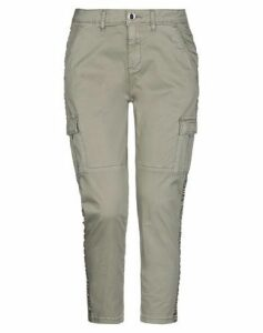 YES ZEE by ESSENZA TROUSERS 3/4-length trousers Women on YOOX.COM