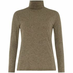 Tommy Hilfiger Rafa Roll-Neck Long Sleeve Top