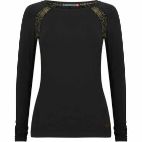 Elle Sport Sleek Long Sleeved Performance Top