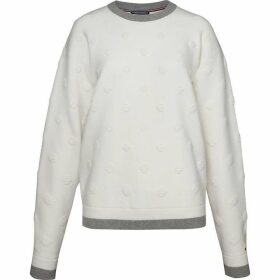 Tommy Hilfiger Parisa Jacquard Sweater