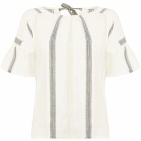 Sessun Patmos Stripe top