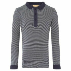 Rock and Wilde EYAL PO LS TEXTURED POLO