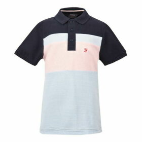 Farah Vintage Birdseye Polo Shirt