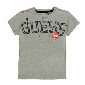 Guess Logo Large Tee Ch92